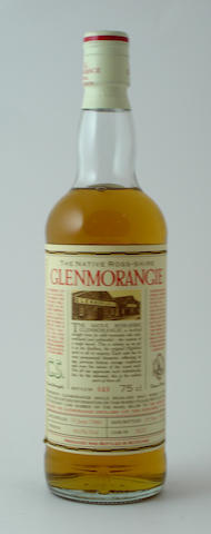 Glenmorangie Native Ross-shire-10 year old-1980
