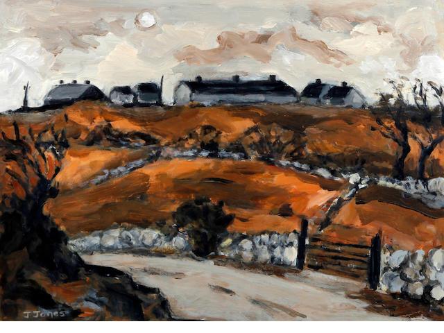 Julia Jones (Welsh, 20th century) Llanddona, Anglesey