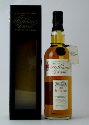 Old Fettercairn-26 year old