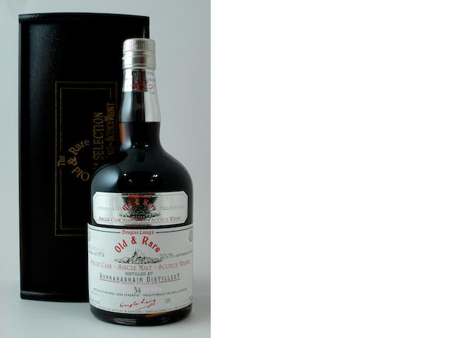 Bunnahabhain-34 year old-1974