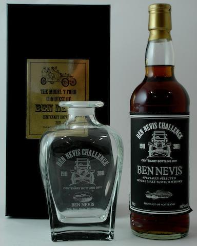 Ben Nevis Challange Centenary 1911-2011