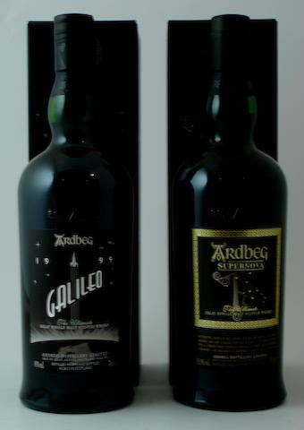 Ardbeg Galileo-1999<BR /> Ardbeg Supernova