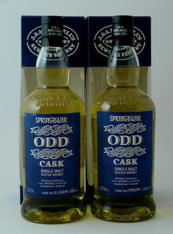 Springbank Odd Cask (2)