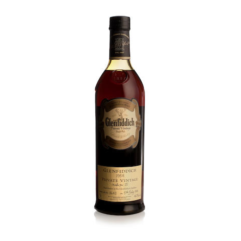 Glenfiddich Private Vintage-48 year old-1958