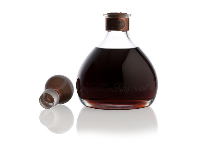 The Macallan Millennium Decanter-50 year old-1949