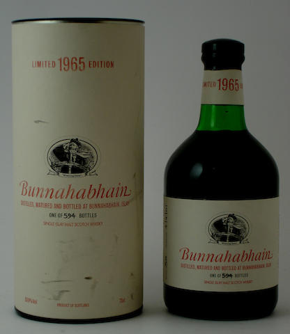 Bunnahabhain-35 year old-1965
