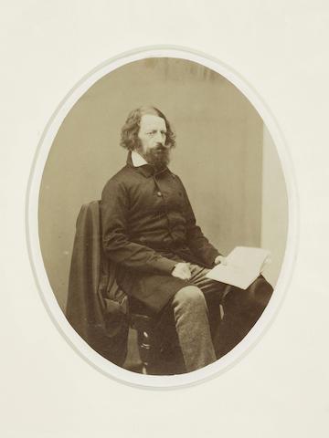 TENNYSON, ALFRED (1809-1892)