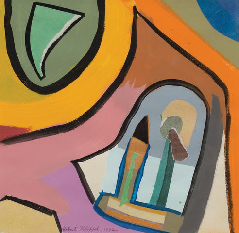 Robert Klippel (1920-2001) Untitled 1992