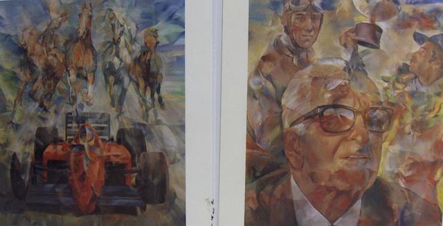 'La Passione Collection', after Franco Vasconi,