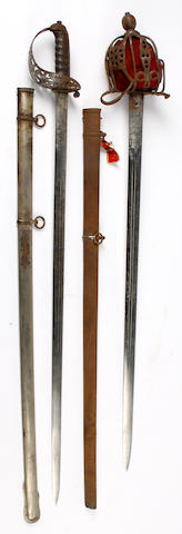 Two Swords of the Black Watch