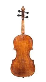 An Italian Violin of the Venetian School circa 1740 (1)