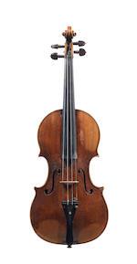 A Violin of the Rugeri School (1)