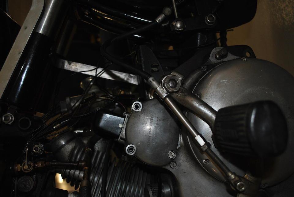 Property of a deceased's estate,1952 Vincent 998cc Series-C Rapide Frame no. RC10337/C Engine no. F10AB/1/8437