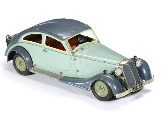 A Constructor Car kit by Marklin, German, 1930s,