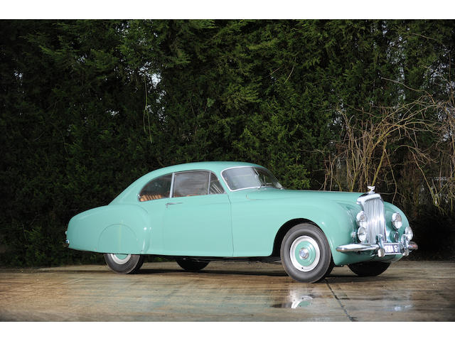 1952 Bentley R-Type Continental/Mulliner