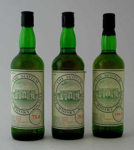 SMWS 31.4<BR /> SMWS 71.6<BR /> SMWS 106.6
