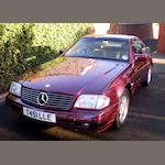 1999 Mercedes-Benz SL280 Coupé/Convertible  Chassis no. WDB1290582F137926 Engine no. 10494322006243