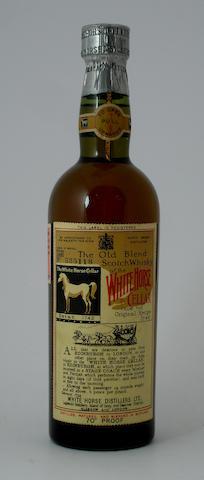 White Horse-Bottled 1950