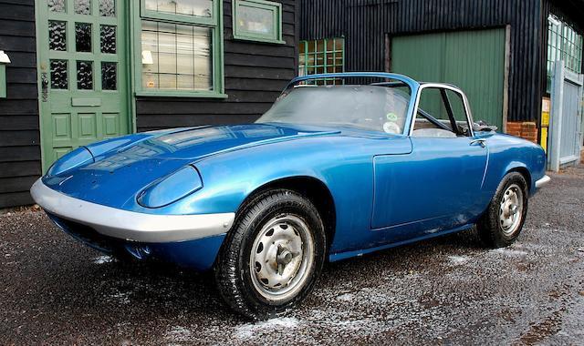 1967 Lotus Elan S3 SE