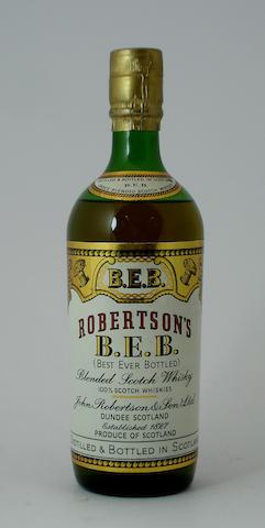 Robertson's B E B