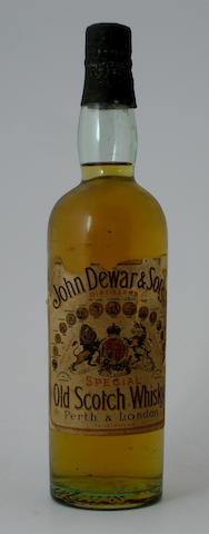Special Scotch Whisky-Early 20th Century