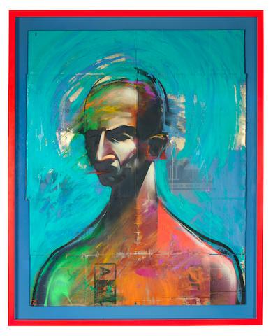 Adam Neate (b. 1977) Untitled Portrait