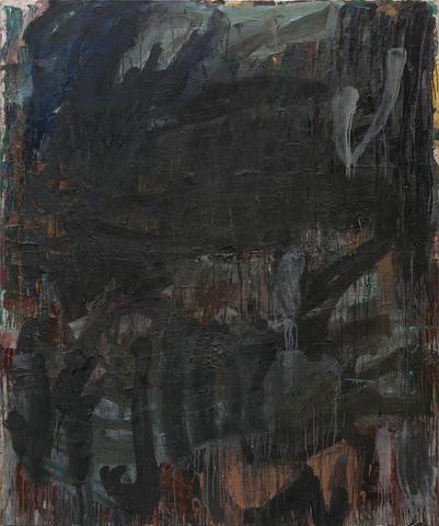 Aida Tomescu (born 1955) Plai 4, 1990