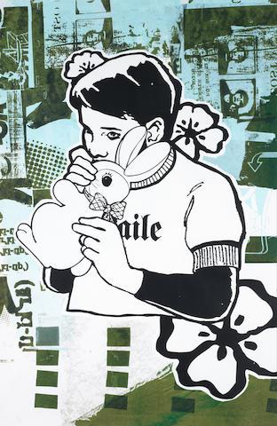 Faile (founded 1999) Bunny Boy
