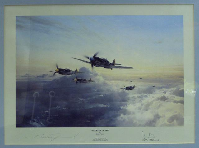 'Flight Of Eagles', after Robert Taylor,