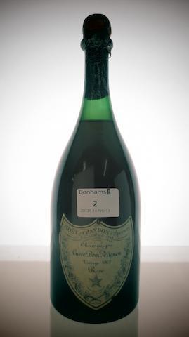 Dom Perignon Rosé 1962 (1)