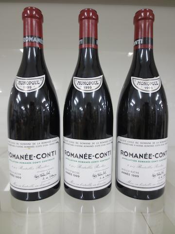 Romanée-Conti 1999 (3)