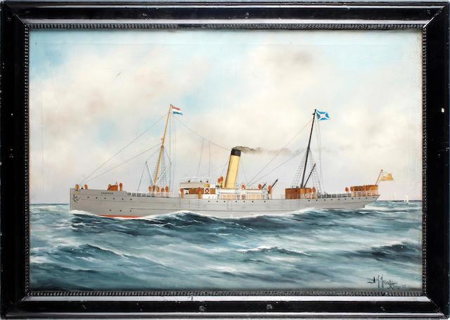 A. J. Jansen (British) Cromer