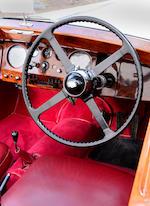 1950 Jaguar MkV 3½-Litre Drophead Coupé  Chassis no. 640391 Engine no. Z5364