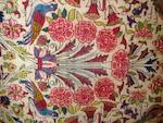 A silk Kashan carpet, Central Persia, 375cm x 263cm
