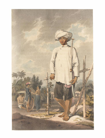 BARROW (JOHN) A Voyage to Cochinchina, in the Years 1792 and 1793... with Sketches of the Manners, Character, and Condition of their Several Inhabitants, 1806