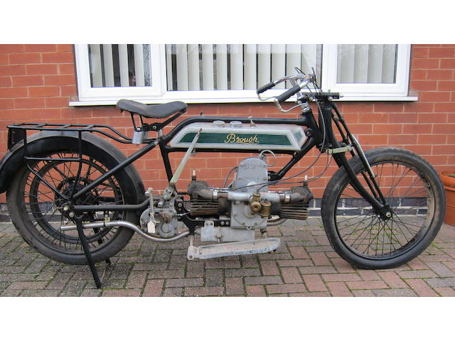 1921 Brough 5hp Model G
