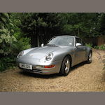 Originally the property of Sir Nick Faldo, MBE,1994 Porsche 911 Carrera 2 Type 993 Coupé  Chassis no. WPOZZZ99ZR5314451 Engine no. 63R51593