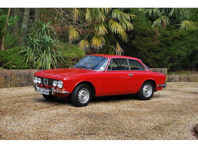 1975 Alfa Romeo 2000GTV