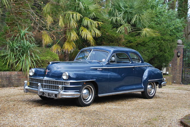 1947 Chrysler Windsor Club
