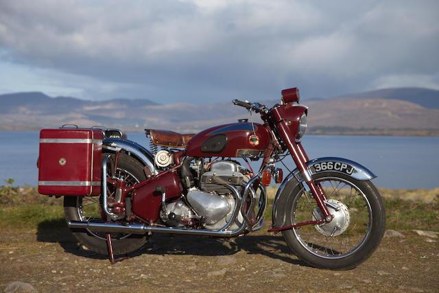 1957 Ariel 1000cc Square 4