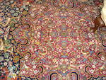 A Tabriz carpet, North West Persia, 349cm x 250cm