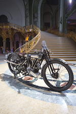 1926 Brough Superior 981cc SS80/100 Frame no. 480 Engine no. KTOR/A 37516