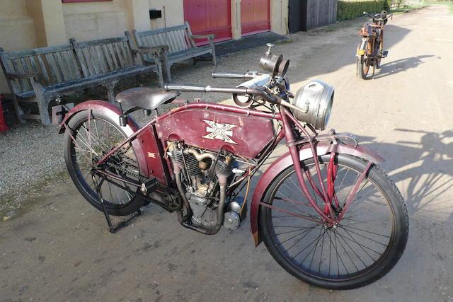 1913 Excelsior 7C