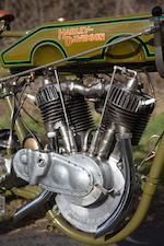 1918 Harley-Davidson 1,000cc Model F Engine no. 18T 11055
