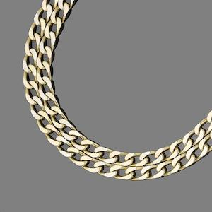 A longchain, by Bulgari