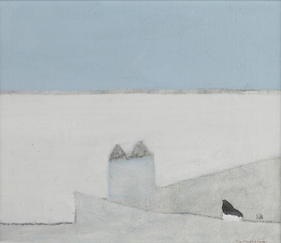 Padraig Macmiadhachain R.W.A. (Irish, born 1929) 'Quiet day' 'Quiet day'