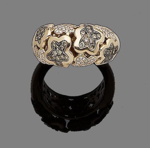 A diamond ring, by Tiris