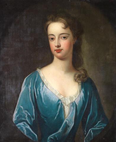 Circle of Michael Dahl (Stockholm 1659-1743 London) Portrait of a lady, half-length,