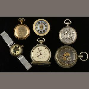 A quantity of twenty-one assorted watches