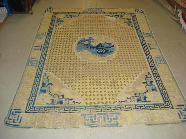 A Ningxia rug, China, 213cm x 153cm